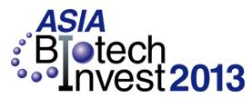 Asia BioTech Invest 2013